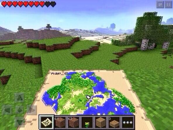 6-maps-for-minecraft-pe